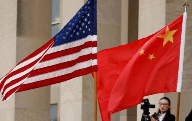 Со здания консульства США в китайском Чэнду спустили американский флаг