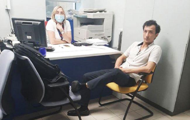 Київського терориста захопили