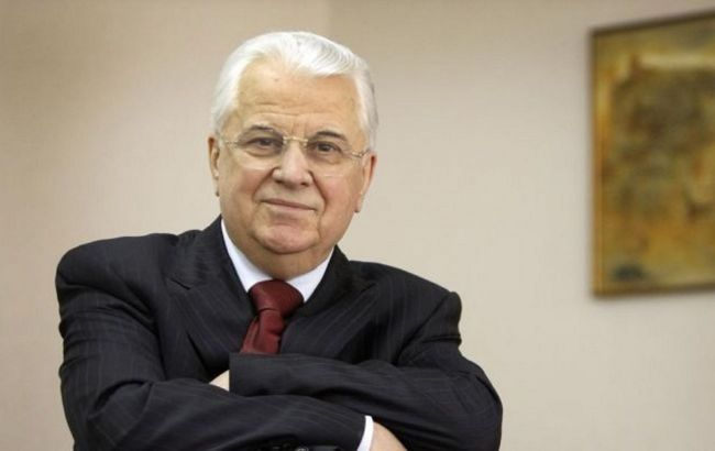 """Кравчук: мы не отказывались от """"формулы Штайнмайера"""""""