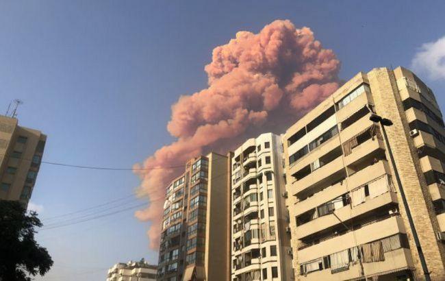 Названа предварительная причина взрыва в порту Бейрута