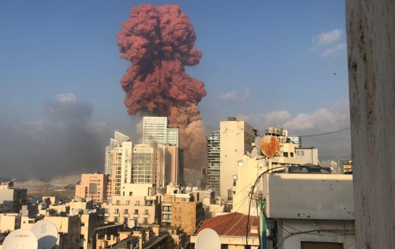 00:45 Среди жертв взрыва в Бейруте есть гражданин Украины, - посол