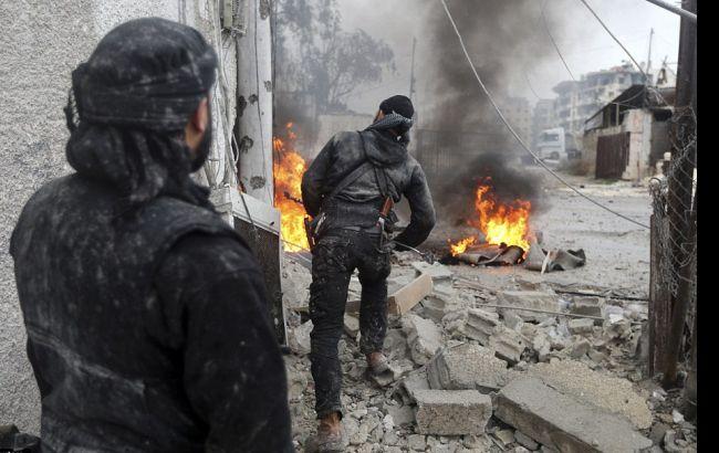 Саудівська Аравія почала підготовку до наземної операції в Сирії