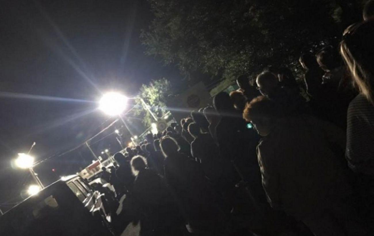 Закрытие КПВВ: на выезде из Крыма образовалась большая очередь