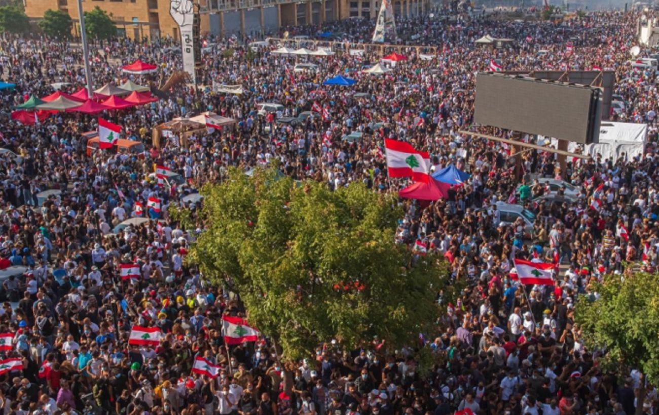 Число пострадавших в ходе протестов в Бейруте превысило 700 человек