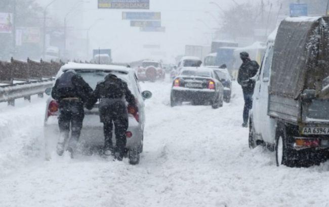 У столиці Канади зафіксовано рекордний снігопад за останні 69 років