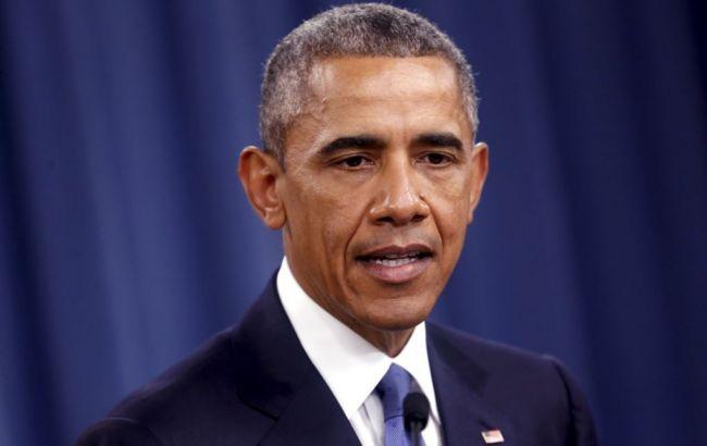 Барака Обама: я не пытаюсь состязаться с Путиным