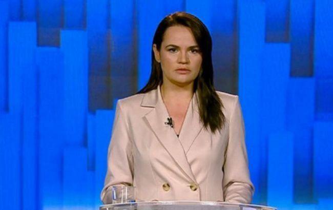 У Тихановской не признали результаты выборов в Беларуси