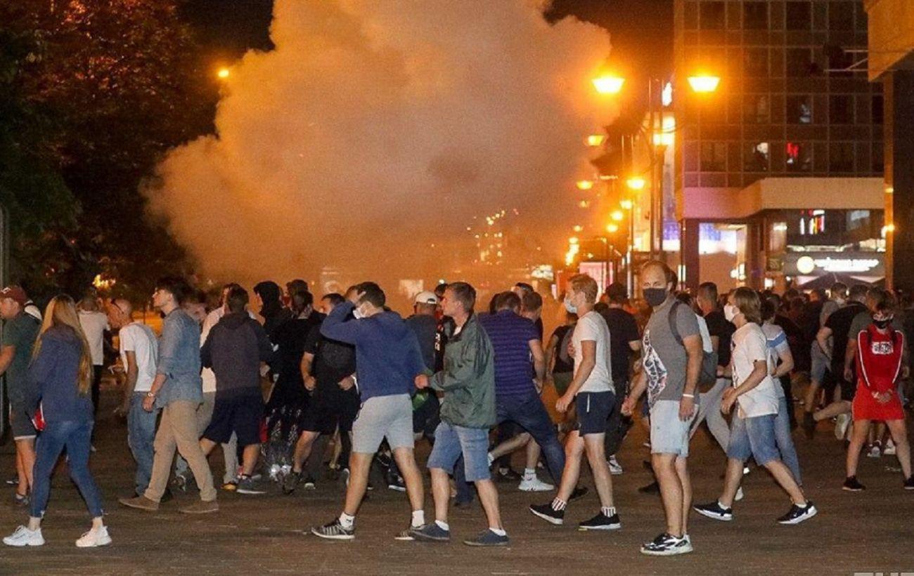 Протесты в Беларуси: ситуация в регионах после выборов