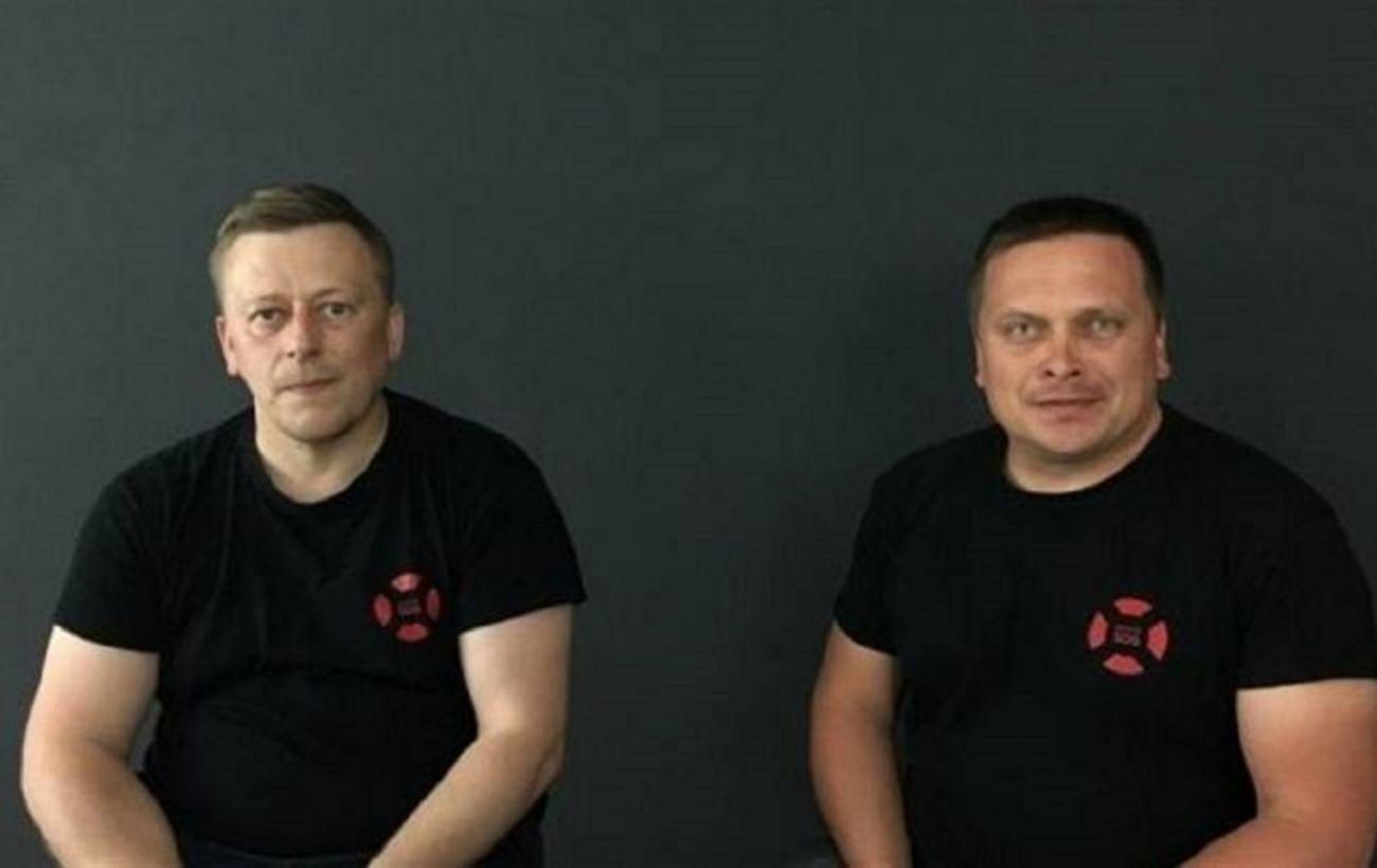 В Беларуси отпустили двух украинских волонтеров