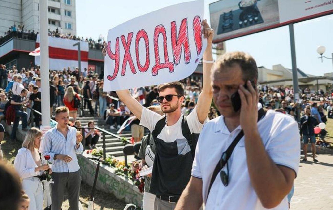 Акции солидарности и заявления Лукашенко: что сейчас происходит в Беларуси