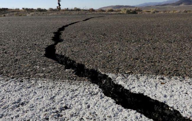 В Грузии произошло землетрясение магнитудой 3,2 балла