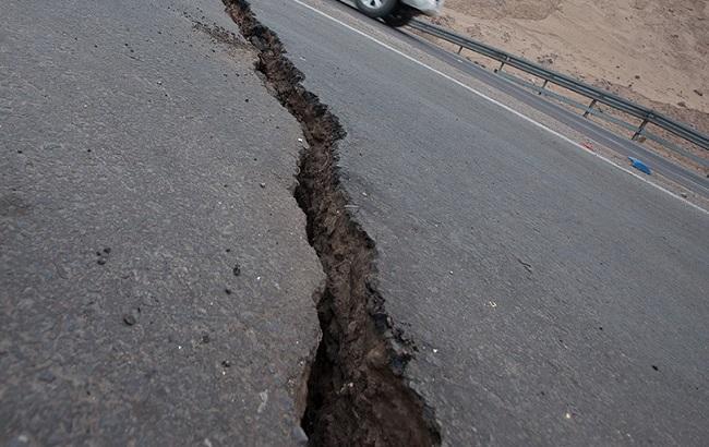 Фото: землетрясение в Украине (видео)