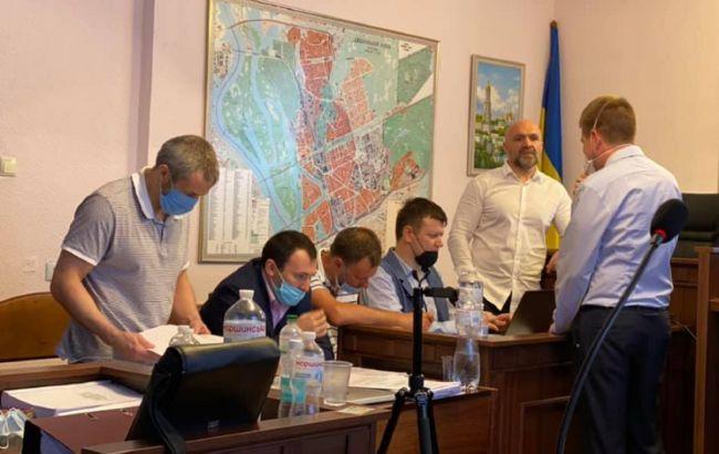 Суд арестовал на два месяца фигурантов дела Гандзюк