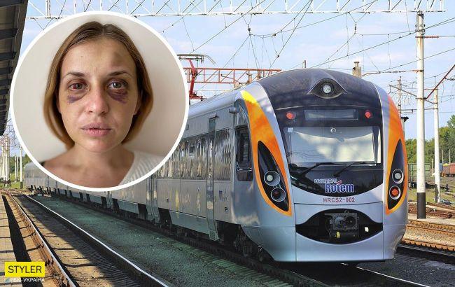 """Постраждалу від нападу ґвалтівника в поїзді """"Укрзалізниці"""" обурила сума компенсації"""