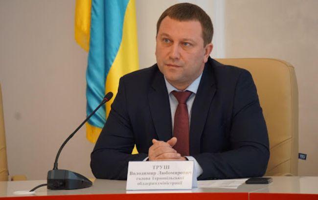 Глава Тернопольской ОГА заразился коронавирусом
