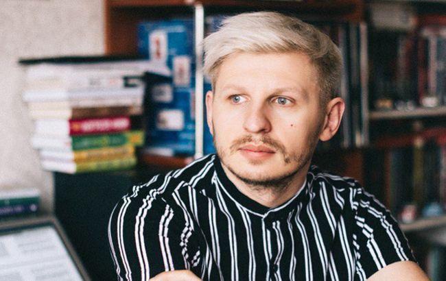 Відомий рок-музикант написав роман про закулісся українського шоу-бізнесу