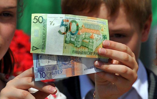 Білорусь за місяць витратила 15% золотовалютних резервів