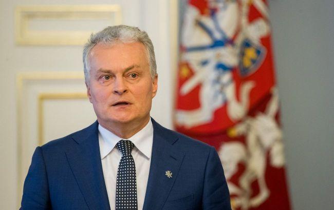 Литва надеется, что Украина в ближайшие годы станет кандидатом на членство в ЕС