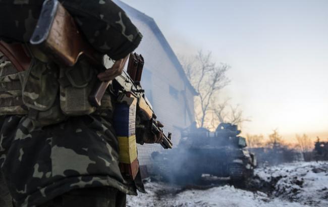 Розвідка: в зоні АТО російський офіцер підірвав себе гранатою