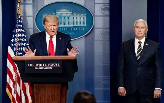 Трамп пригрозив вжити заходів проти СОТ через Китай