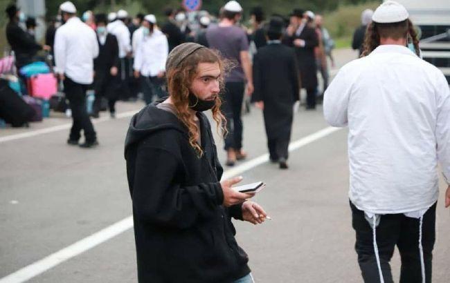 Групу хасидів затримали у Закарпатській області при спробі прорватись в Україну