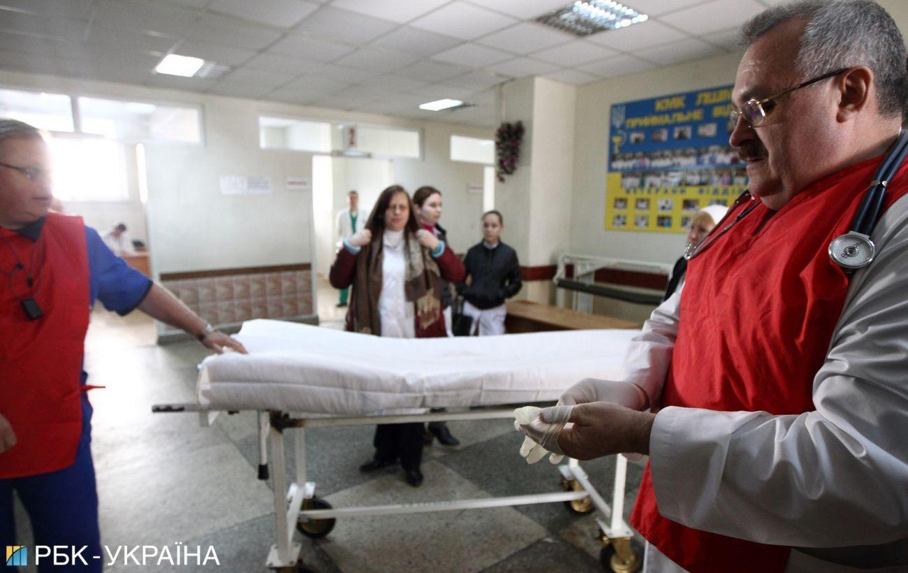 В Украине за сутки госпитализировали больше всего людей за время пандемии, - Минздрав