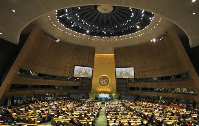 "Россия установила ""рекорд"", дважды за месяц ветировав резолюции Совбеза ООН"
