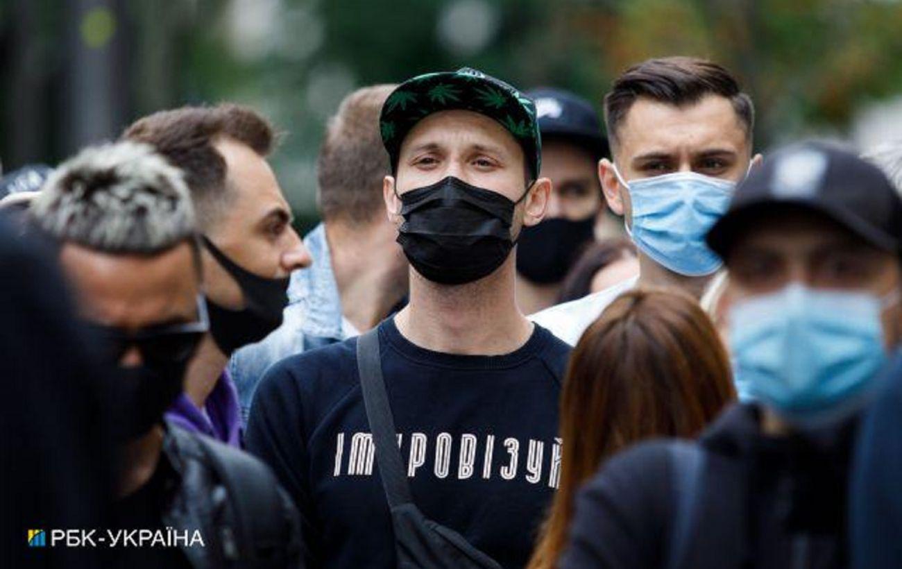 Киев и 22 области не готовы ослабить карантин, - Минздрав