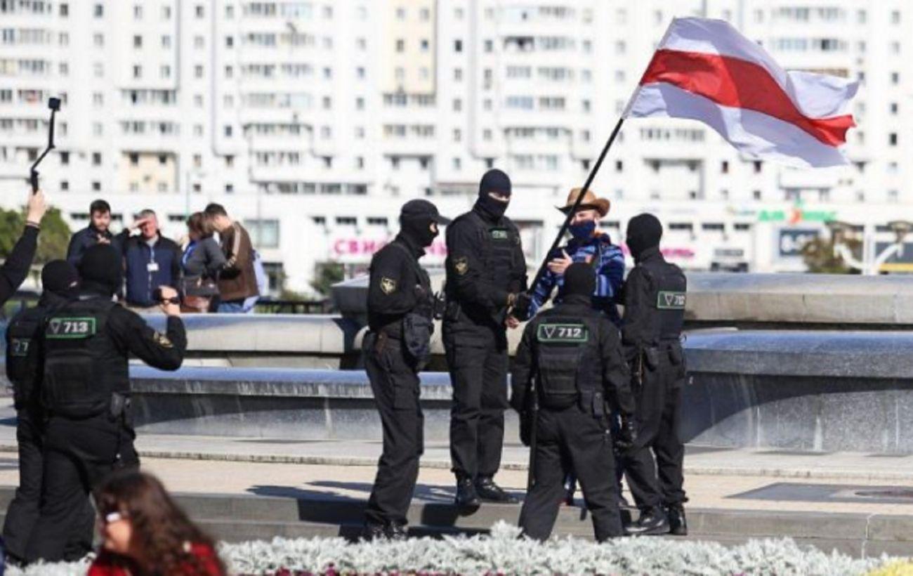 В Беларуси на акциях протеста задержали более 230 человек, - правозащитники