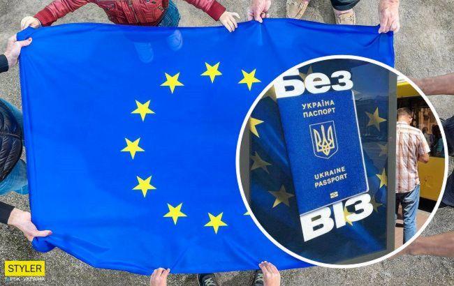 Украинаможет потерять безвиз с Евросоюзом: в МИД сделали заявление