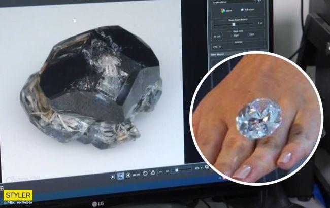В Украине вырастили рекордный алмаз: не может повторить ни одна лаборатория мира