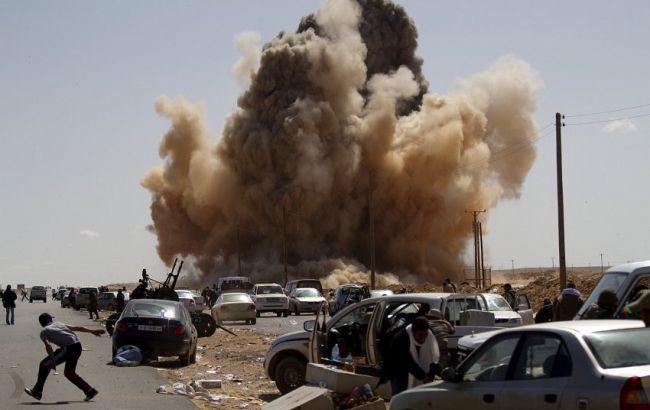 Пентагон: США завдали авіаудари по об