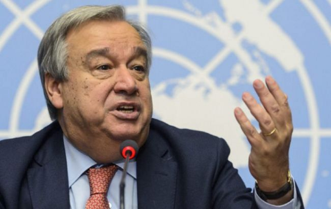 Генсек ООН заявив, що коронавірус вийшов з-під контролю
