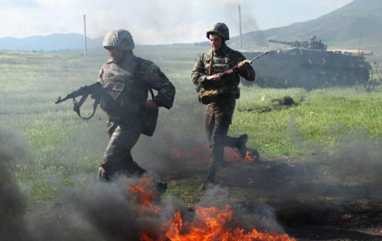 Армения заявила, что азербайджанская сторона потеряла 200 человек убитыми