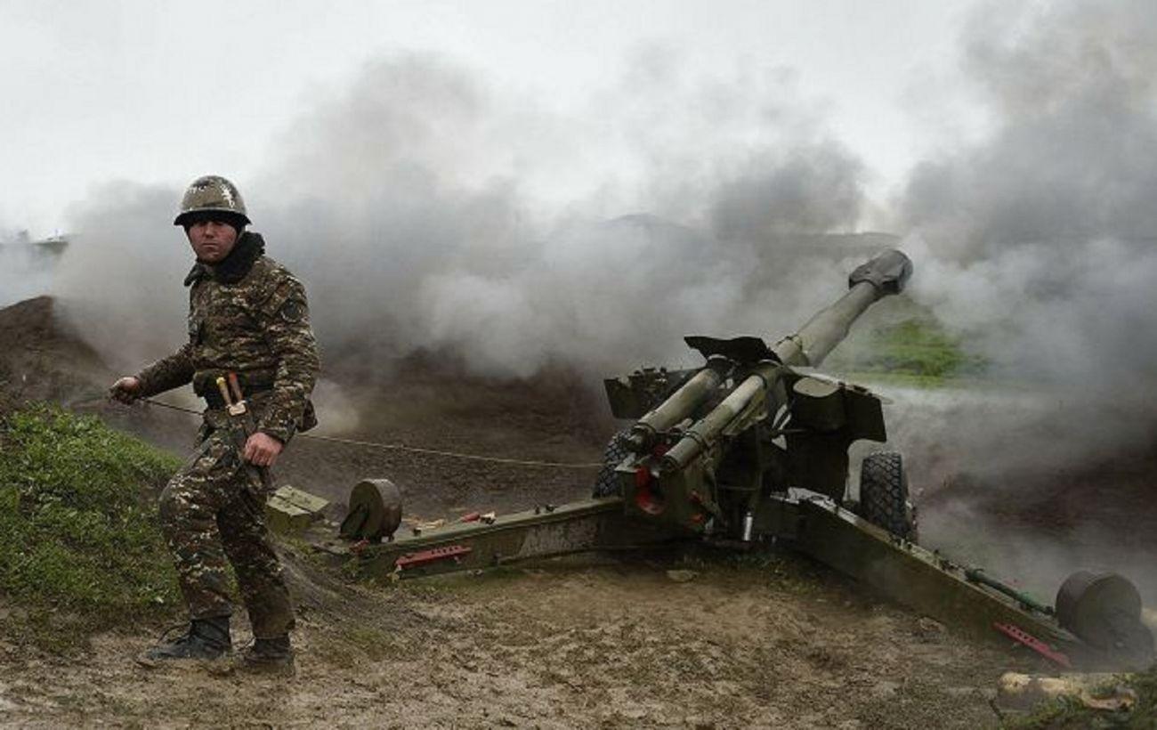 Азербайджан заявил о более 550 убитых армянских военных