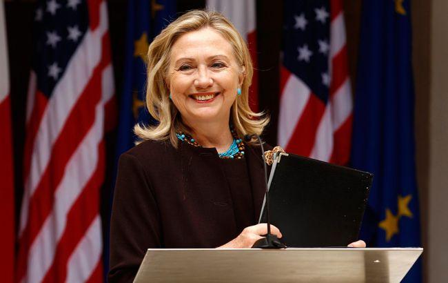 Клінтон перемогла на кокусах в Неваді