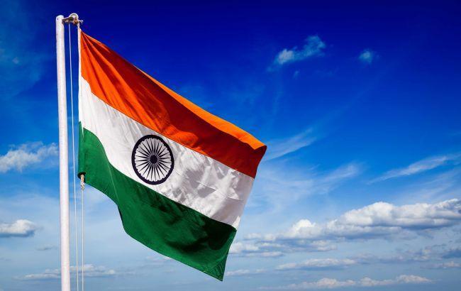 Фото: флаг Индии