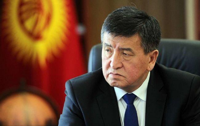 Президент Киргизстану заявив про спробу захоплення влади в країні