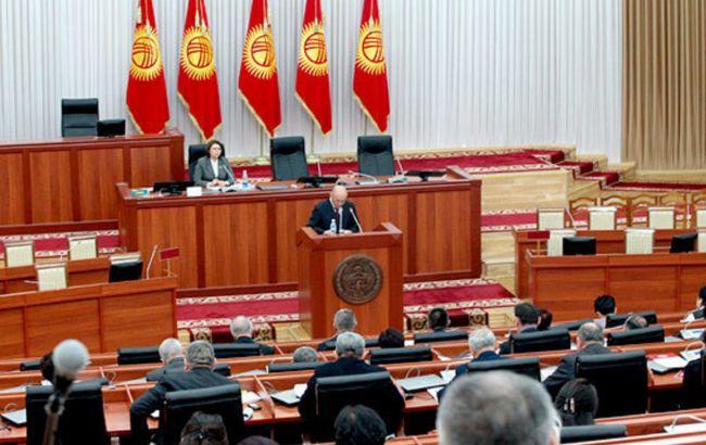 В парламенте Киргизии опровергли назначение нового премьера