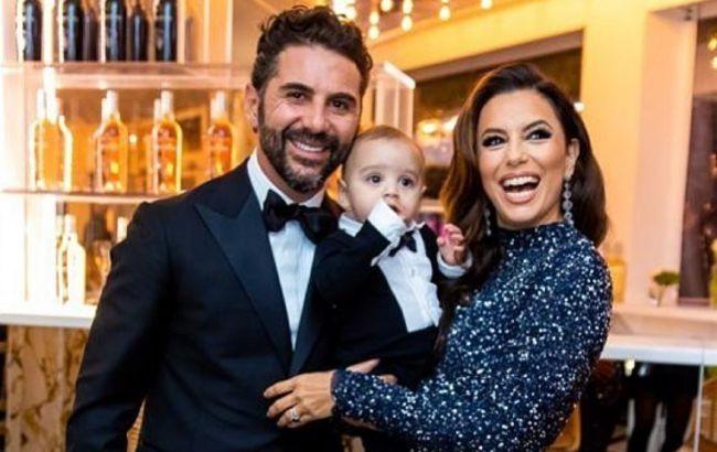 Улюбленець публіки: Єва Лонгорія підірвала мережу милим фото з маленьким сином на розкішному івенті