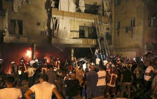Новий вибух у Бейруті: стало відомо про загиблих і постраждалих
