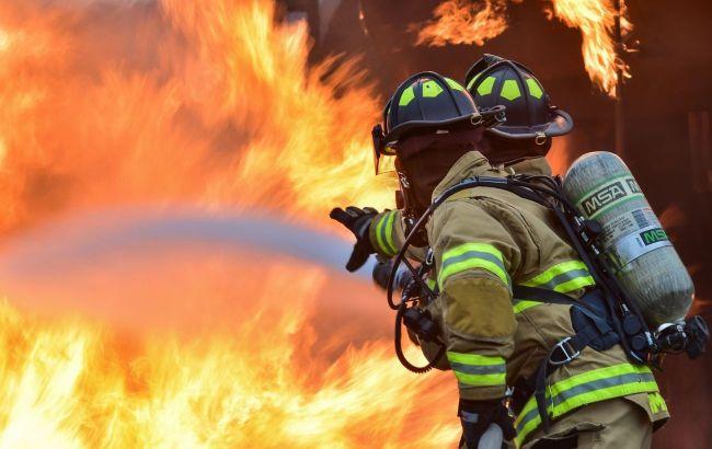 В Харькове произошел пожар в многоэтажке, эвакуировали 17 человек