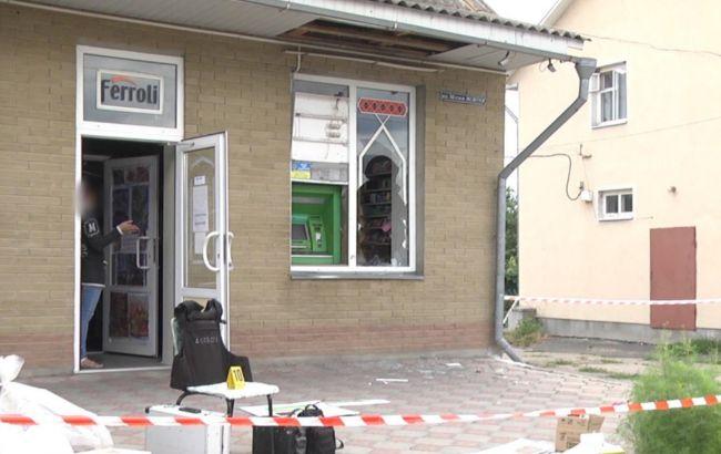 У Сумській області затримали банду підривачів банкоматів