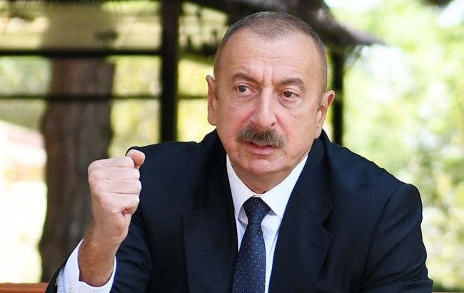 Алиев заявил о готовности начать переговоры с Арменией по Карабаху