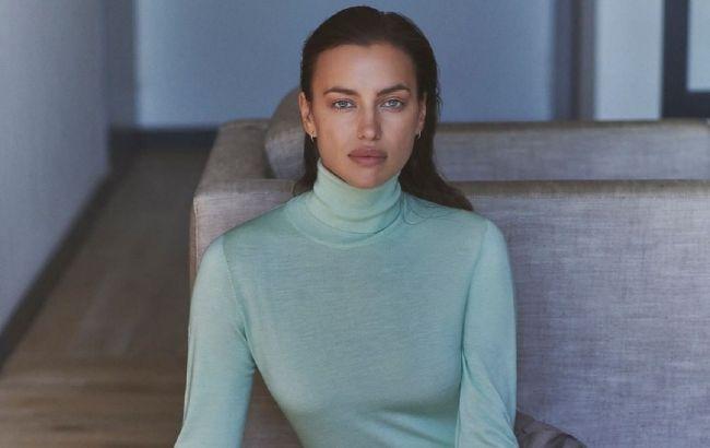 Роскошный минимализм: Ирина Шейк показала идеальный осенний образ из базовых вещей