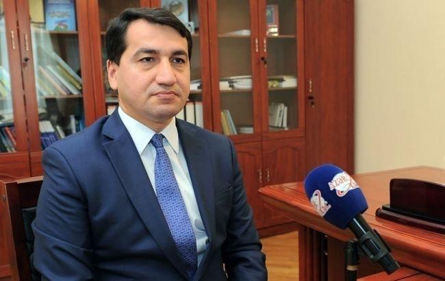 В Азербайджані звинуватили Вірменію в бажанні розширити географію конфлікту