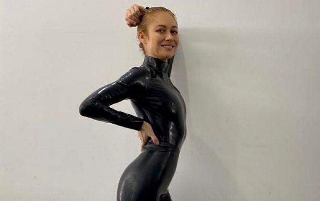 Досить засуджувати мою худорбу: Ольга Куриленко різко відповіла на критику своєї фігури в облягаючому комбінезоні