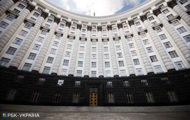 Кабмин одобрил законопроект о публичных консультациях с госвластью