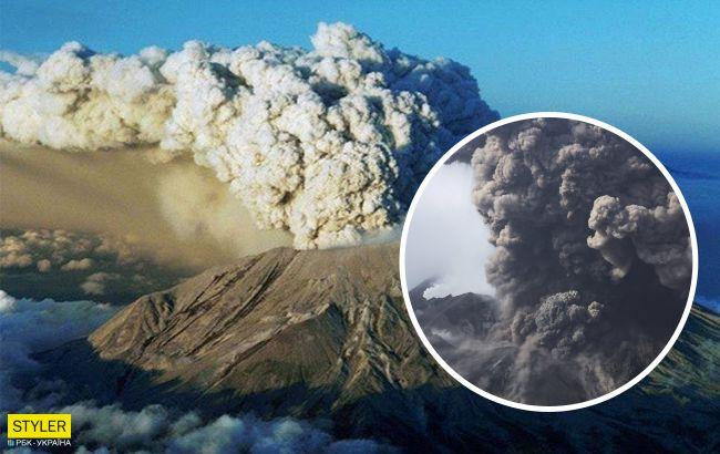 На Камчатці прокинувся один з найактивніших вулканів світу: попіл викидається на 10 кілометрів