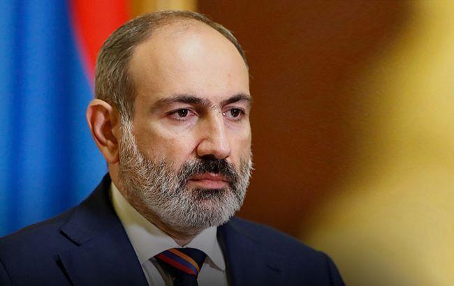 Пашинян заявив, що домовився з Алієвим і Путіним про припинення війни в Карабасі